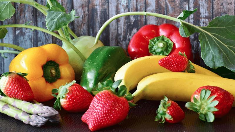 Ausgewogene Ernährung durch eisenhaltige Lebensmittel