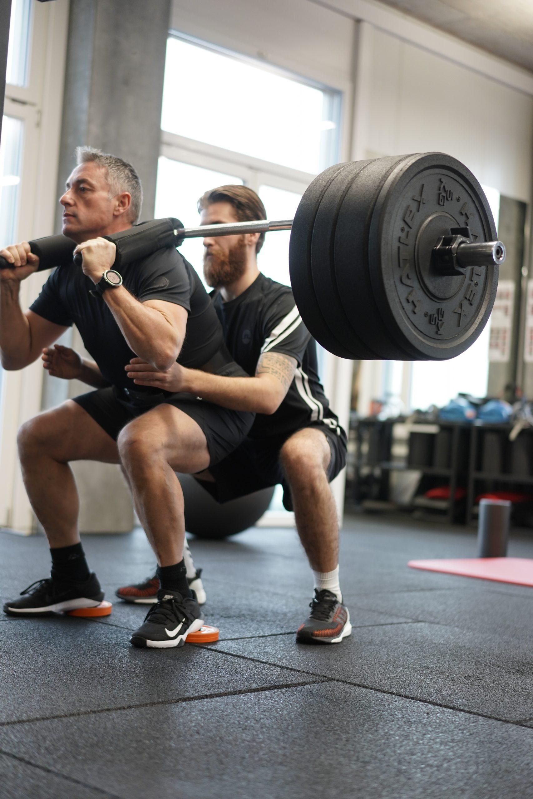 Wie werde ich einen Muskelkater möglichst schnell wieder los