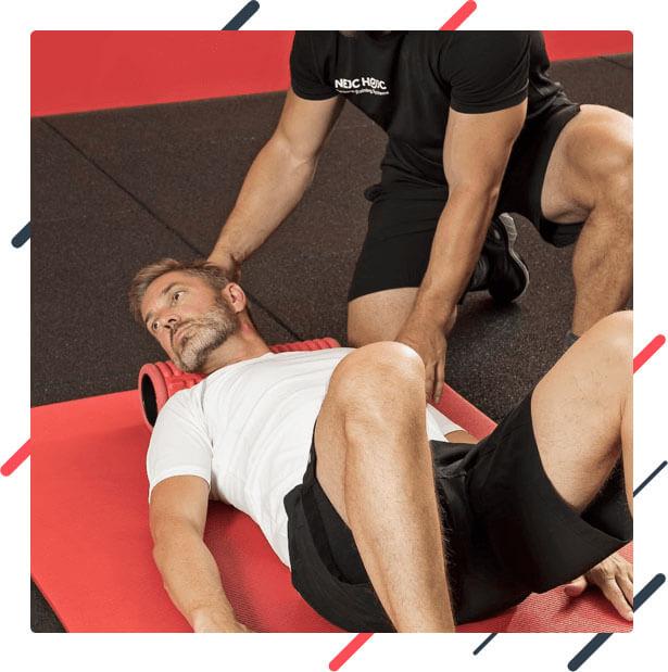Nackenschmerzen Rehabilitation