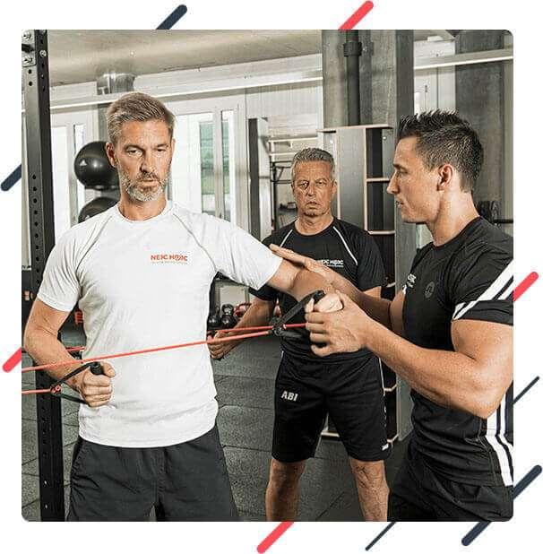 Nejc Hojc Personal Training in der Ostschweiz