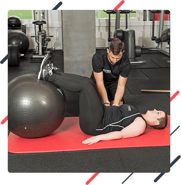 Training bei Rückenschmerzen