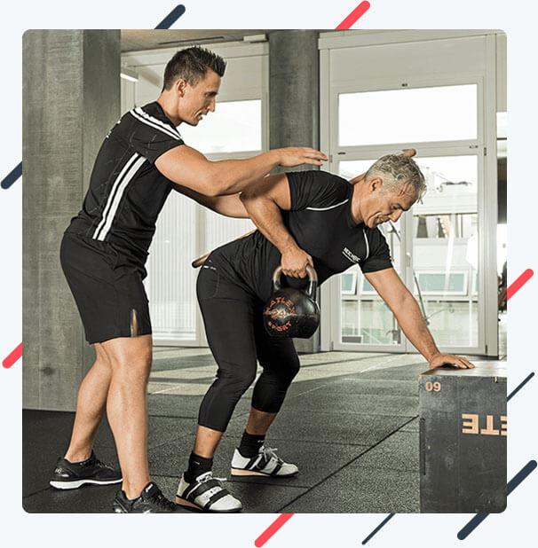 Muskelaufbau der Rückenmuskulatur