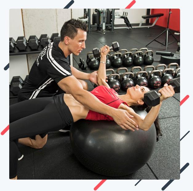 Training für Bruststraffung