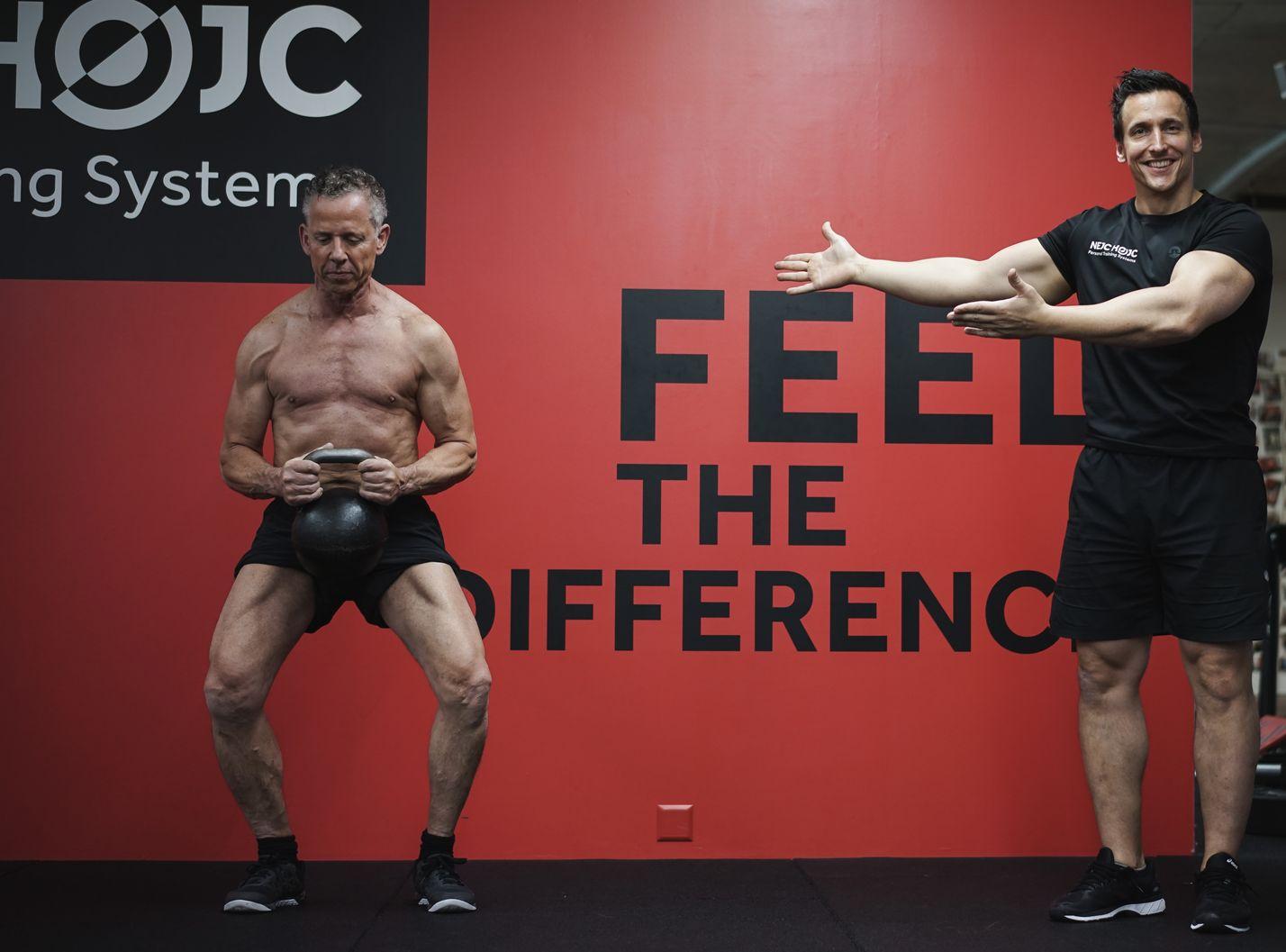 Ergebnis: -20kg nach der 8 Wochen Body-Transformation Challenge mit Dr. Nikolaus Linde