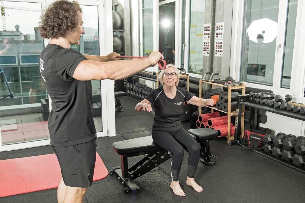 Körperhaltung verbessern mit diesem Training