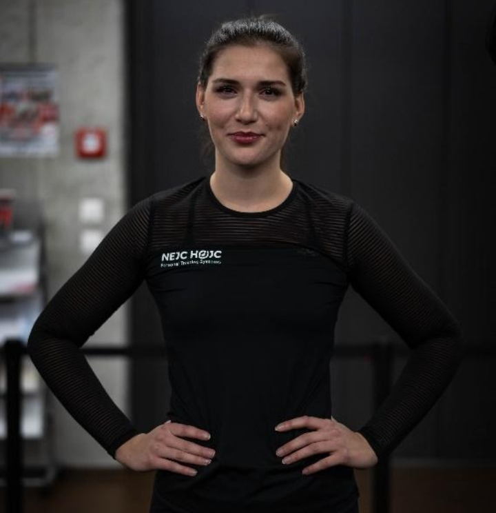 Nejc Hojc Personal Training Systems Team, Vanessa