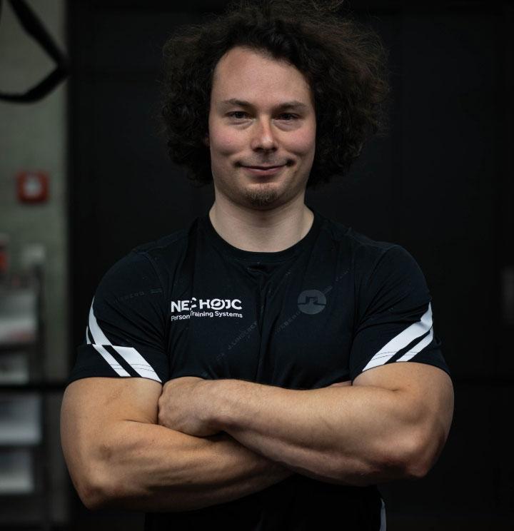 Personal Trainer Andreas Jandorek