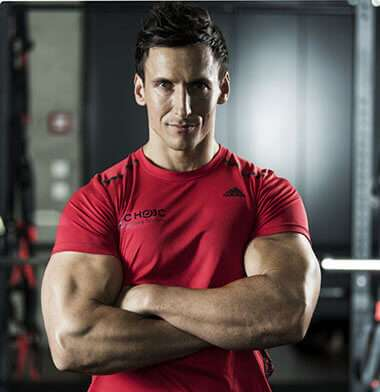 Personal Trainer Nejc Hojc