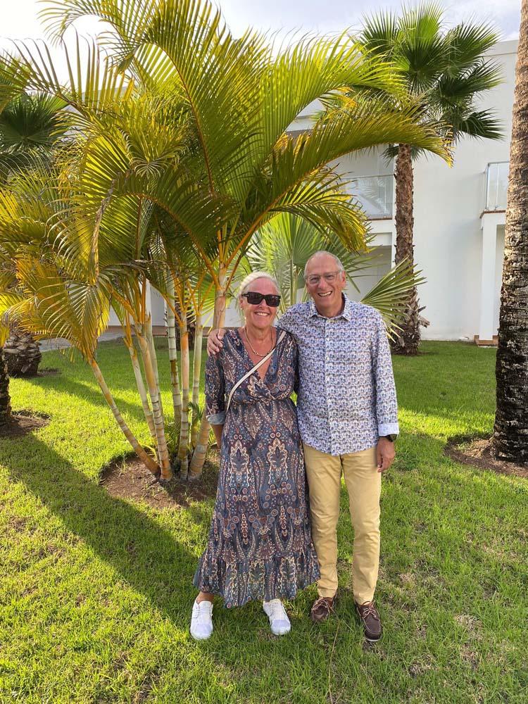 Esther und Helmut